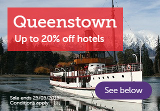 Up to 20% hotels