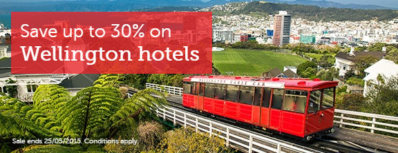 Up to 30% off hotels